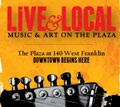 LIVE AND LOCAL MUSIC AND ART SERIES