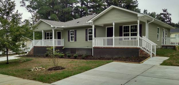 Chapel Hill To Receive Affordable Housing Rental Duplex From Habitat for Humanity