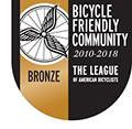 Chapel Hill Awarded Bicycle Friendly Community