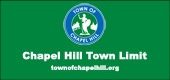 Chapel Hill Town Limit