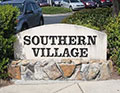 Southern Village Sign