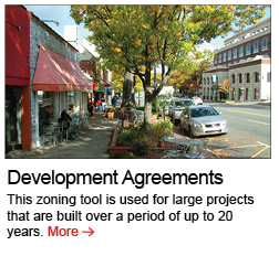Development Agreements