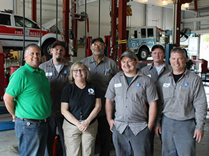 Fleet Management Team