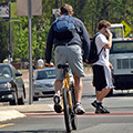 Making It Safer for People Who Bike and Walk