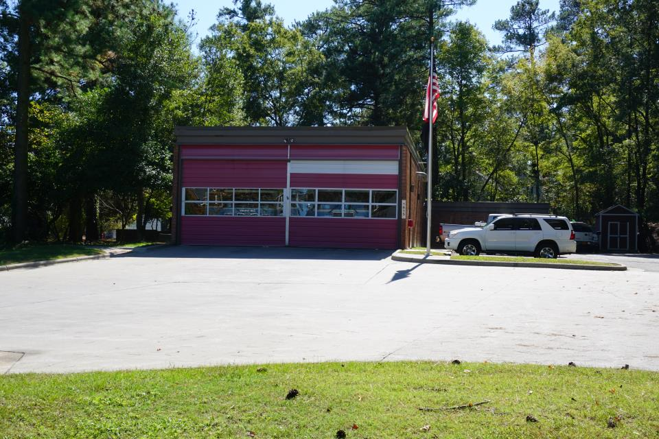 Chapel Hill Fire Department Station 3