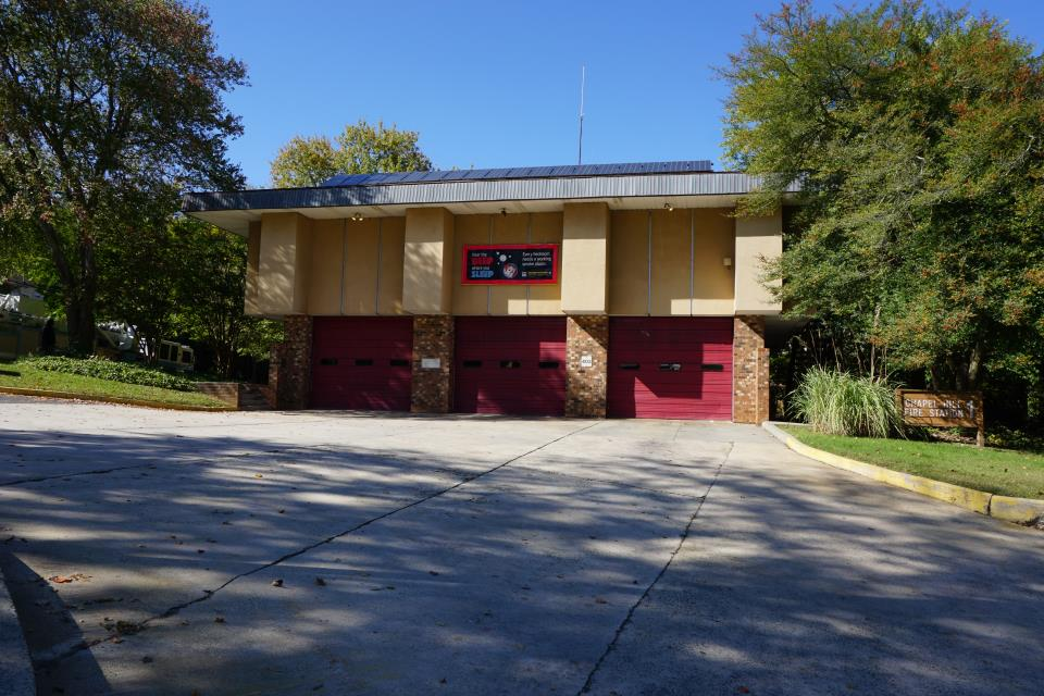 Chapel Hill Fire Department Station 1