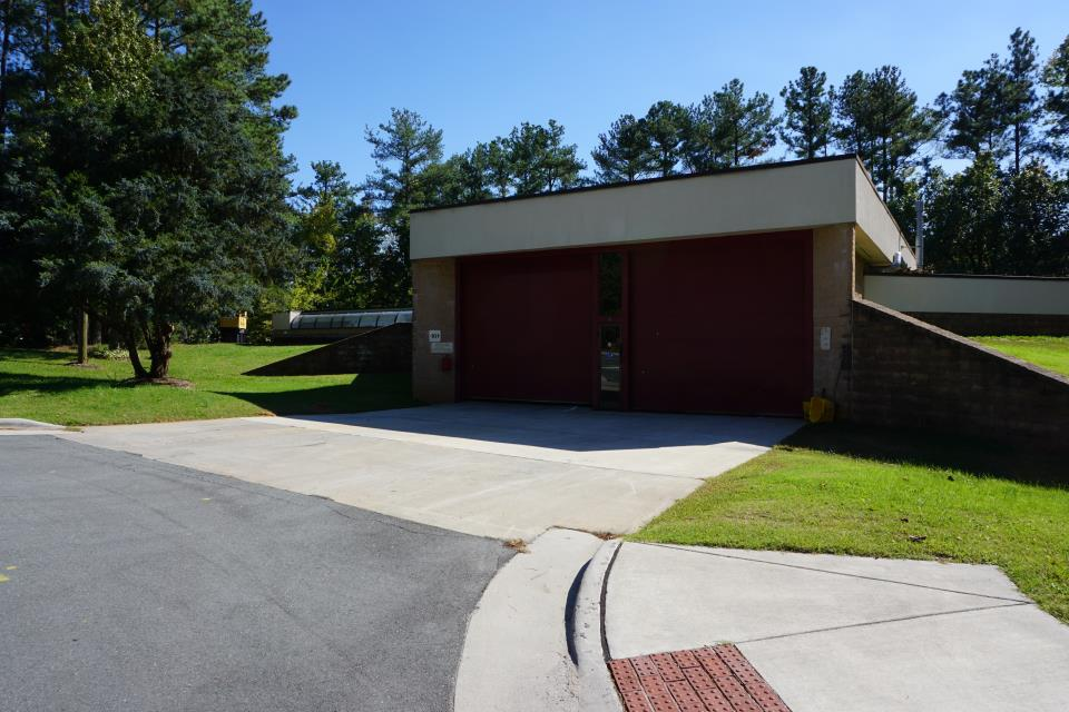 Chapel Hill Fire Department Station 4