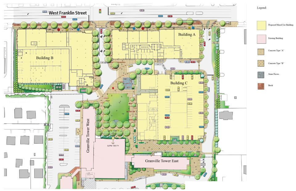 Carolina Square Project Updates Town of Chapel Hill NC