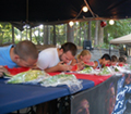 Watermelon eating contest 2