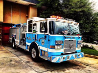 Fire Truck Engine 31