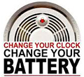 CHANGE YOUR CLOCK-CHANGE Y OUR BATTERY