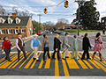 Abbey Road meets Rosemary Street: How are you getting around Chapel Hill?