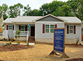 HOME IN NORTHSIDE BUILT BY HABITAT FOR HUMANITY