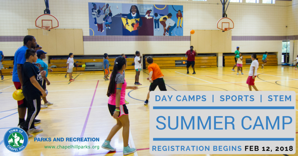 Recreation Summer Camp FB Ad