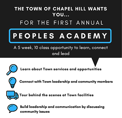 Chapel Hill eNews | Town of Chapel Hill, NC