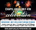 Chapel Hill's July Fourth Celebration at Kenan Stadium