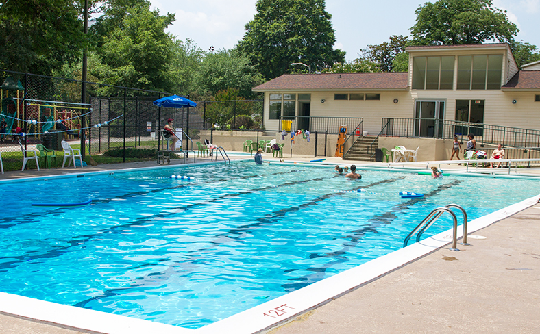 A.D. CLARK POOL AT HARGRAVES CENTER