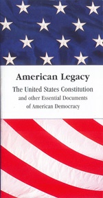 American Legacy Booklet cover