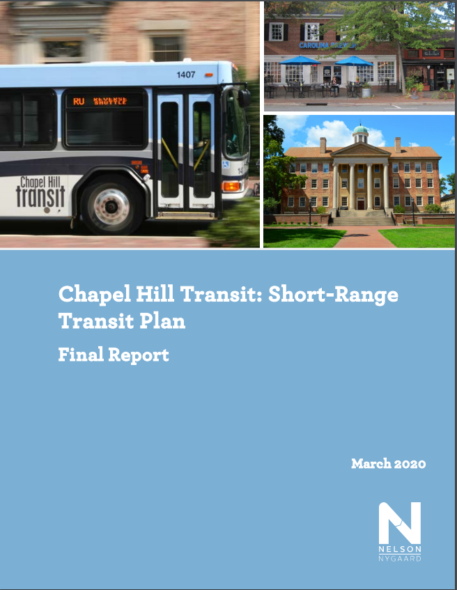 Short Range Transit Plan