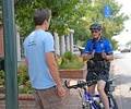 Police Raise Awareness about Pedestrian and Cyclist Safety