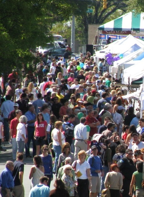 Festifall 2010 Street View
