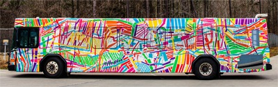 Mobile Mural photo by Nick Pironio