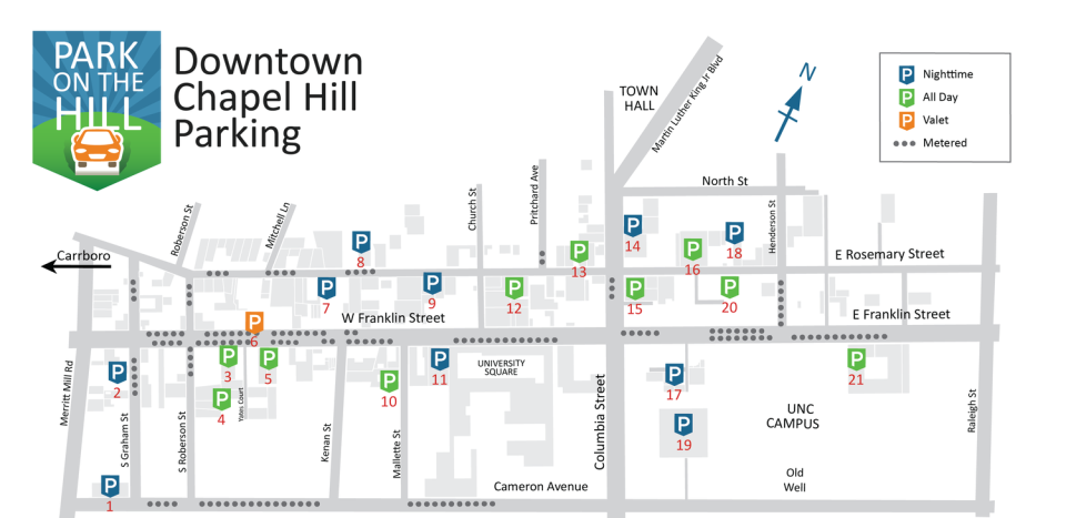Chapel+HIll+Parking+Map+No+Listing