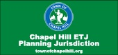Chapel Hill ETJ Planning Jurisdiction