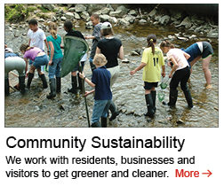 Go to Community Sustainability page