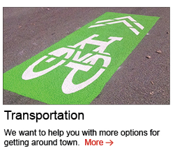 Go to Transportation Planning page