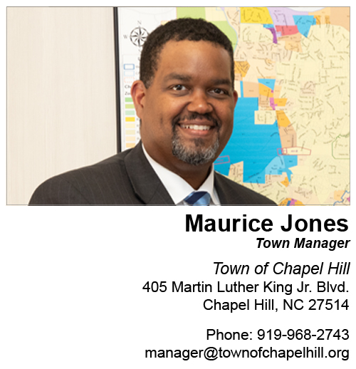 MAURICE JONES
