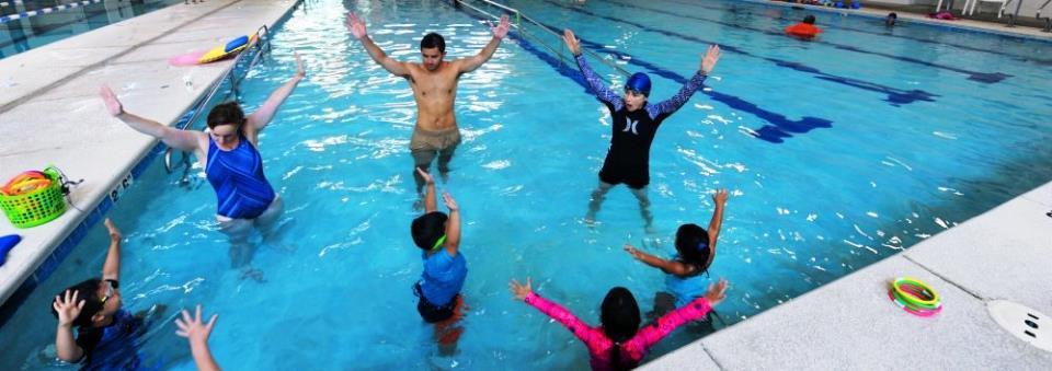 Aquatics town of chapel hill nc - Swimming lessons indoor pool near me ...