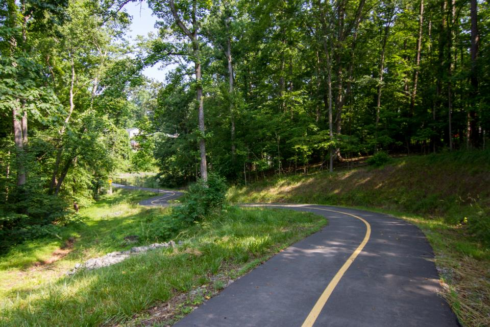 Tanyard Branch Trail