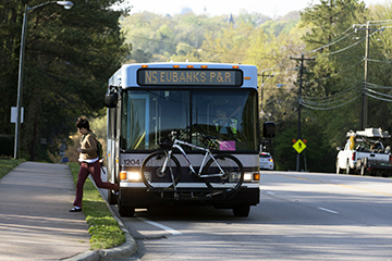 CHAPEL HILL TRANSIT BUS