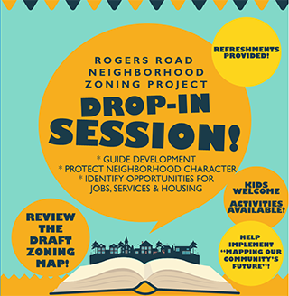 Community Invited To Rogers Road Neighborhood Re Zoning Drop In Sessions Chapel Hill Enews Town Of Chapel Hill Nc