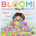 Bloom Fest to Celebrate All Things Spring in Downtown Chapel Hill