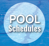 POOL SCHEDULES