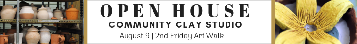 OPEN HOUSE - COMMUNITY CLAY STUDIO