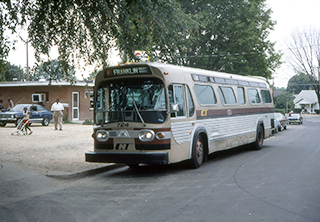 OLD CHAPEL HILL TRANSIT BUS