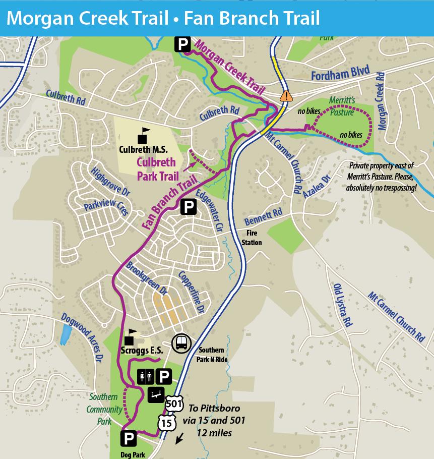 Morgan Creek Apartments: Town Of Chapel Hill, NC