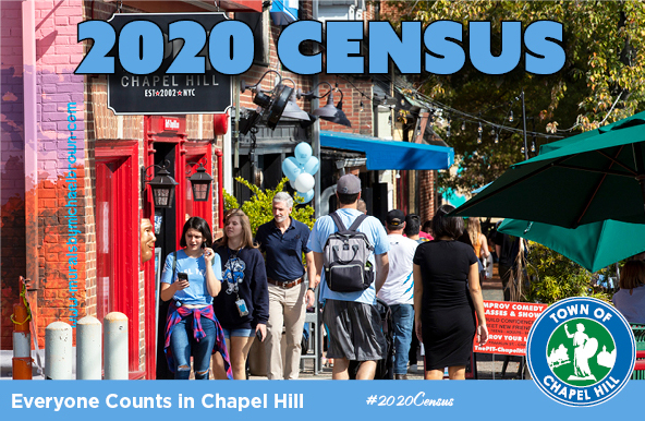 2020 CENSUS: PEOPLE ON FRANKLIN STREET