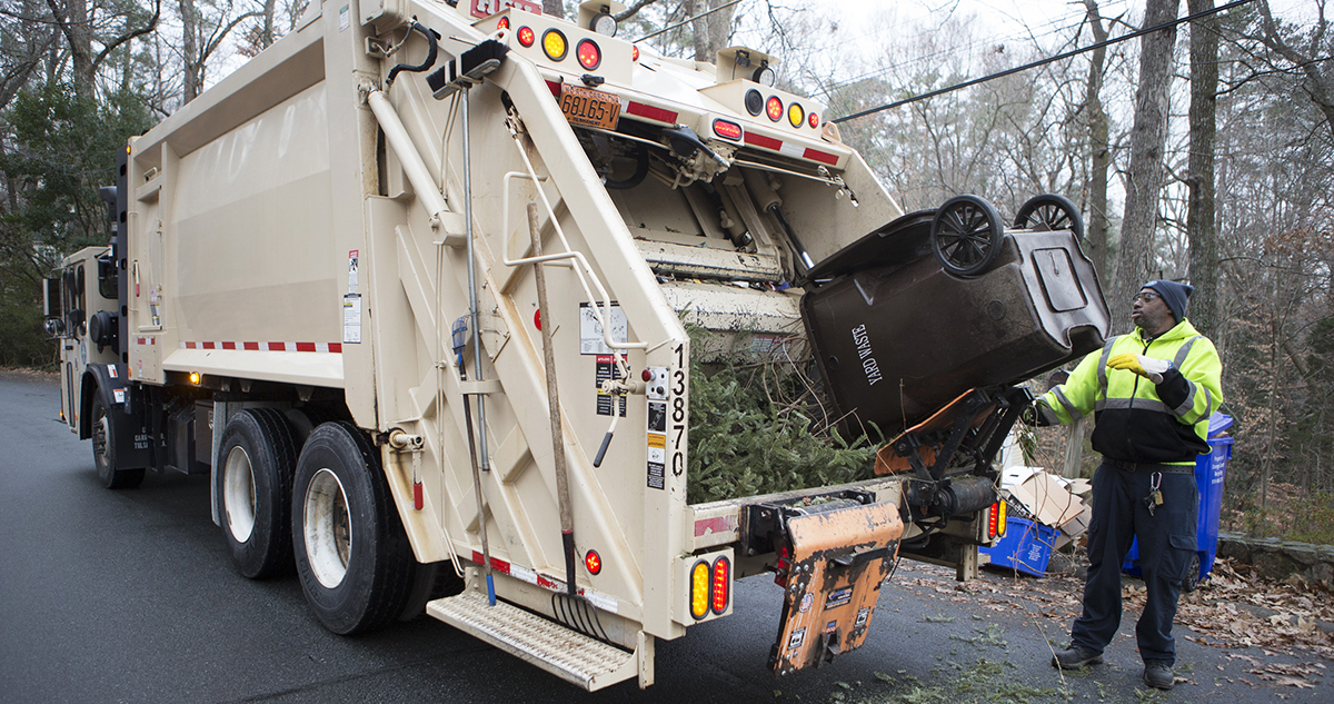 Yard Waste Collections Resume June 4