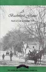 A Backward Glance book cover