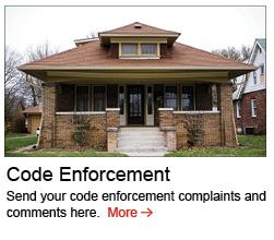Report a Code Violation