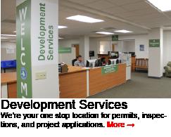 Go to Development Services