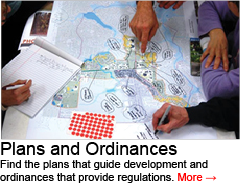View Plans and Ordinances
