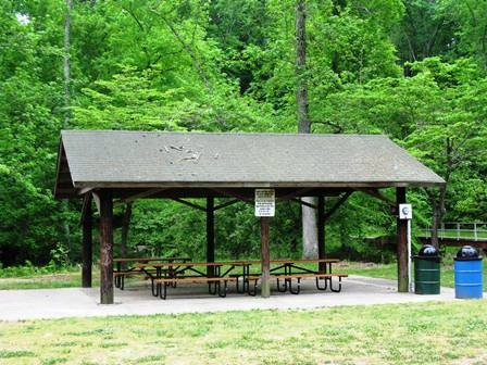 Umstead Picnic Shelter