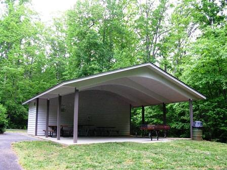 North Forest Hills Picnic Shelter