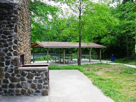 Meadowmont Picnic Shelter