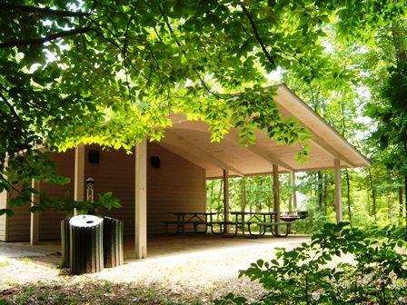 Homestead Picnic Shelter
